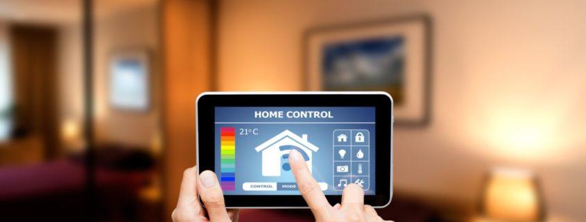 Smart Home Technik vereinfacht die Steuerung von Haushaltsgeräten