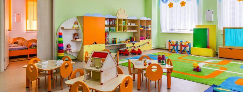 Kindertagesbetreuung Kita Hamburg